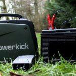 Powerkick 800 i Outdoor Green cover Generátor
