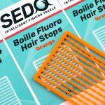 Sedo Boilie Fluoro Hair Stops – Orange