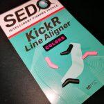 Sedo KickR Colors Line Aligner Horogbefordító (fekete-pink)