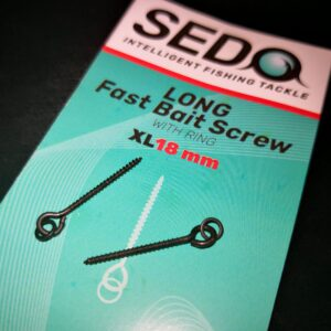 Sedo Long Fast Bait Screw With Ring Size XL 18 mm