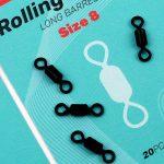 Sedo Rolling Swivel Long Barel – Size 8