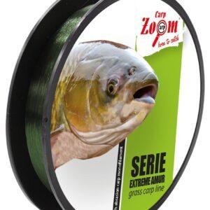 Carp Zoom Serie Extreme amurozó horgászzsinór (zöld), 0,30mm, 12,00kg, 250m