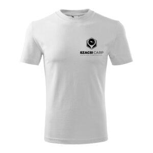 Szacsicarp Férfi póló-Fehér