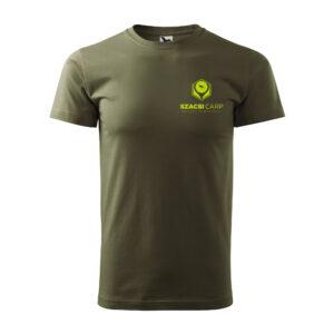 Szacsicarp Férfi póló-Military