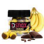 D SNAX POP csali 10mm/20g Csokoládé-Banán